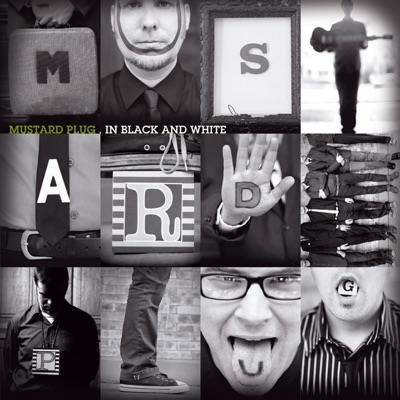 In Black and White - Mustard Plug