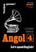 Angol nyelvlecke 4. (Hungaroton Classics)