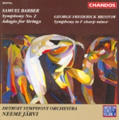 Detroit Symphony Orchestra/Neeme Järvi - Symphony in F-Sharp Minor, Op. 26: IV. Finale: Allegro con fuoco