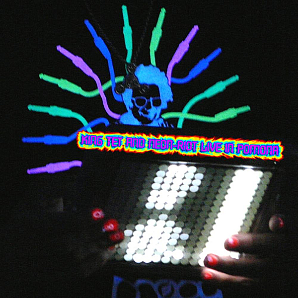King Tet and Neon-Riot Live in Pomona by King Tet