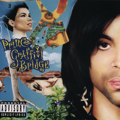 Graffiti Bridge - Prince album