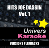 Hits Joe Dassin, vol. 1 (Versions karaoké)