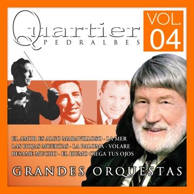 Quartier Pedralbes. Grandes Orquestas. Vol.4 - Ray Conniff