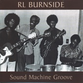 R.L. Burnside - Jumper Hanging Out On The Line