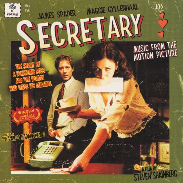 Image result for secretary soundtrack