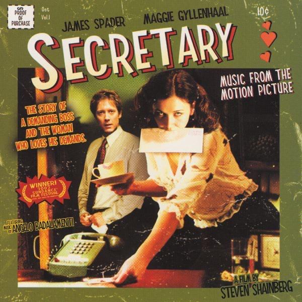 Image result for secretary soundtrack