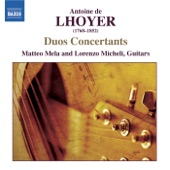 Matteo Mela/Lorenzo Micheli - Duo Concertant in C Major, Op. 31, No. 2: III. Adagio cantabile
