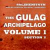 Aleksandr Solzhenitsyn - The Gulag Archipelago: Volume I Section II: The Prison Industry, Perpetual Motion (Unabridged)  artwork
