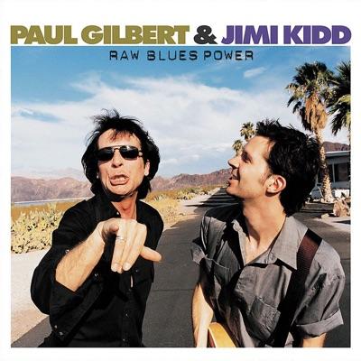 Raw Blues Power - Paul Gilbert