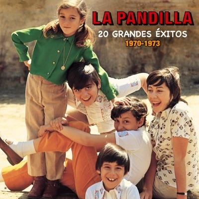 20 Grandes Éxitos (1970-1973) - La Pandilla