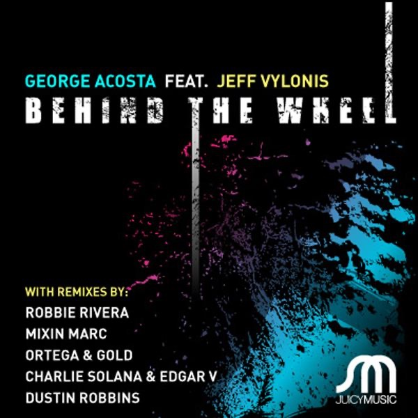 Behind the Wheel (feat. Jeff Vylonis)