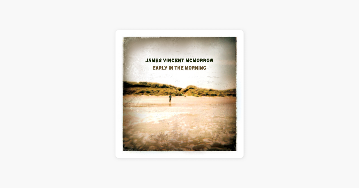 James vincent mcmorrow this old dark machine lyrics