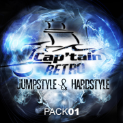 Cap'tain Retro Jumpstyle & Hardstyle, Vol. 1 - Multi-interprètes