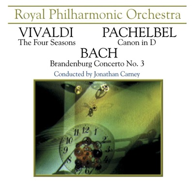Vivaldi: The Four Seasons - Bach: Brandenburg Concerto No. 3 - Royal Philharmonic Orchestra album