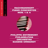 Philippe Entremont - Concerto No. 1 in F-Sharp Minor for Piano and Orchestra, Op. 1: I. Vivace