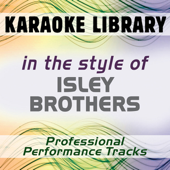 Between The Sheets (Karaoke Version) [In the Style of Isley Brothers]