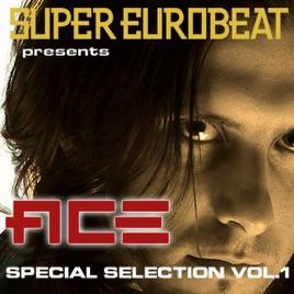 Aceの「SUPER EUROBEAT presents...