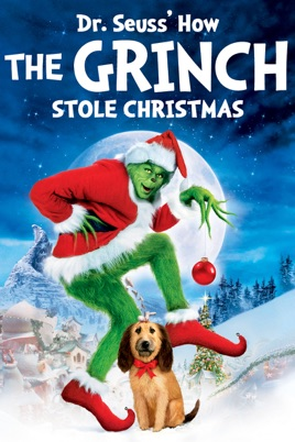 Christmas Grinch.Dr Seuss How The Grinch Stole Christmas On Itunes