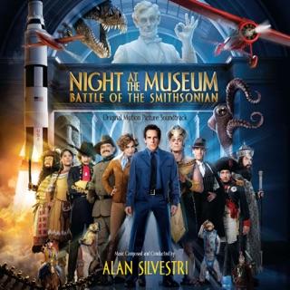 Джон Бернтал в Night at the Museum: Battle of the Smithsonian (2009), фото: imdb.com