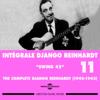 Intégrale Django Reinhardt, vol. 11 (1940-1942) - Swing 42 - Django Reinhardt