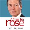 Charlie Rose - Charlie Rose: Milton Friedman, December 26, 2005  artwork
