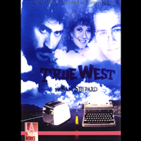 Sam Shepard - True West artwork