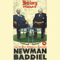 David Baddiel & Rob Newman - Newman & Baddiel: History Today (Original Staging) artwork