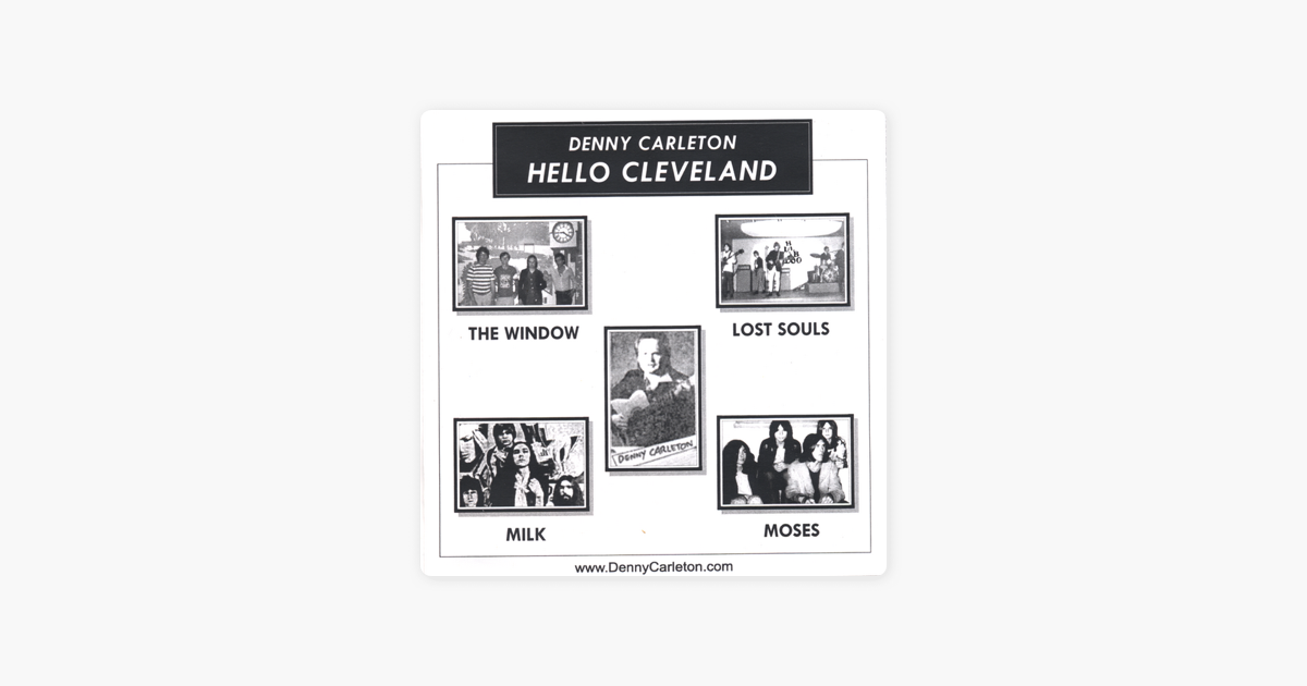 Hello Cleveland by Denny Carleton