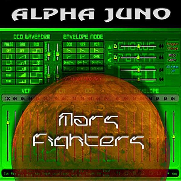 Mars Fighters - Single