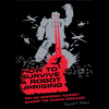 Daniel H. Wilson - How to Survive a Robot Uprising: Tips on Defending Yourself Against the Coming Rebellion (Unabridged)  artwork