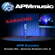 Star Spangled Banner (Low Key) [Karaoke Version] - APM Karaoke