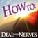 How To: Audiobooks - How to Deal with Nerves (Unabridged)
