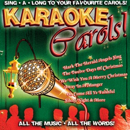Christmas Carols Karaoke (Professional Backing Track Version) by ...