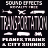 Sound Effects Royalty Free - Airplane-jet_dc9-interior Wall Ambience, Engine Rumble artwork