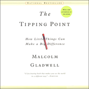 Download The Tipping Point: How Little Things Can Make a Big Difference Audio Book