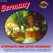 Germany - 20 Favourites from Munich Oktoberfest - Berlin Session Singers - Berlin Session Singers