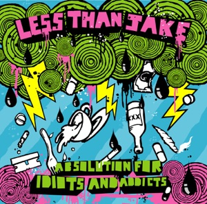 Less Than Jake - Negative Sides of Optimistic Eyes