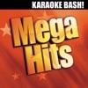 Mega Hits (Karaoke Versions) ジャケット写真