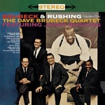 Dave Brubeck Quartet featuring Jimmy Rushing - Blues In the Dark (feat. Jimmy Rushing)