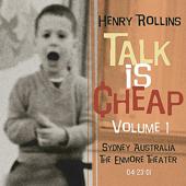 Talk Is Cheap, Vol. 1