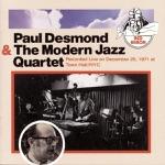 The Modern Jazz Quartet & Paul Desmond - Bags' New Groove