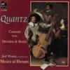 Quantz: Concerti from Dresden & Berlin, Florian Deuter, Jed Wentz & Musica Ad Rhenum