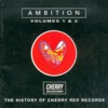 Ambition - the History of Cherry Red Records Vol. 1&2 ジャケット画像