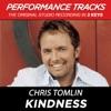 Kindness (Performance Tracks) - EP