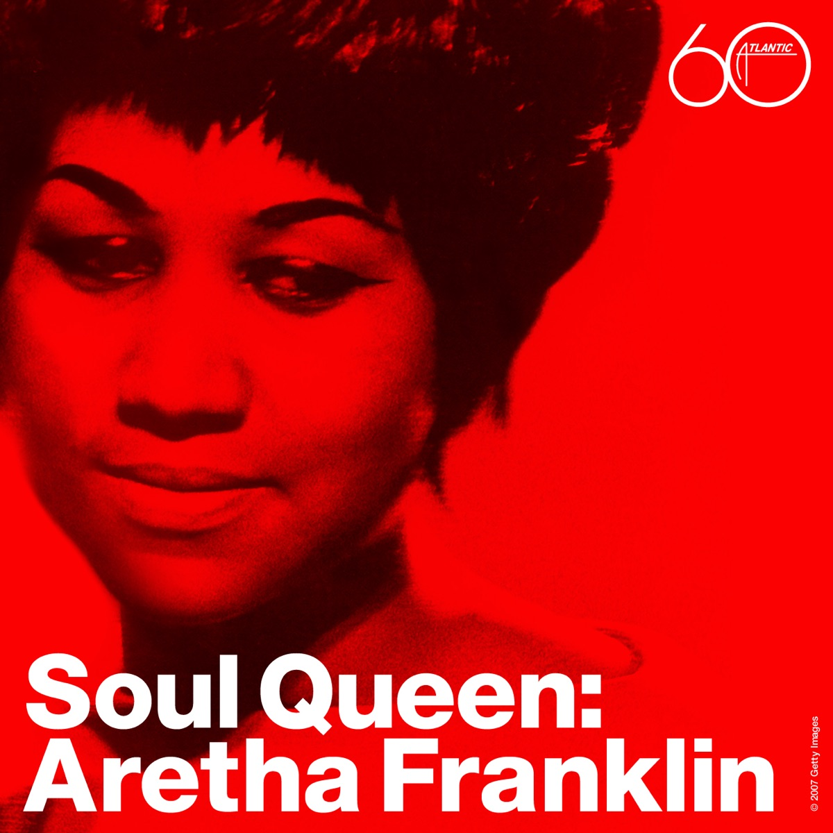 Soul Queen Album Cover by Aretha Franklin