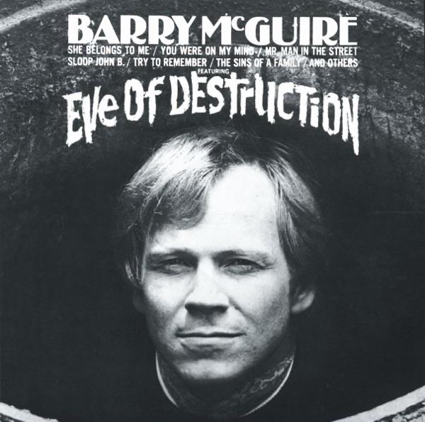Cover art for Eve Of Destruction