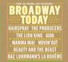 Original Cast Recording & Various Artists - Broadway Today Album