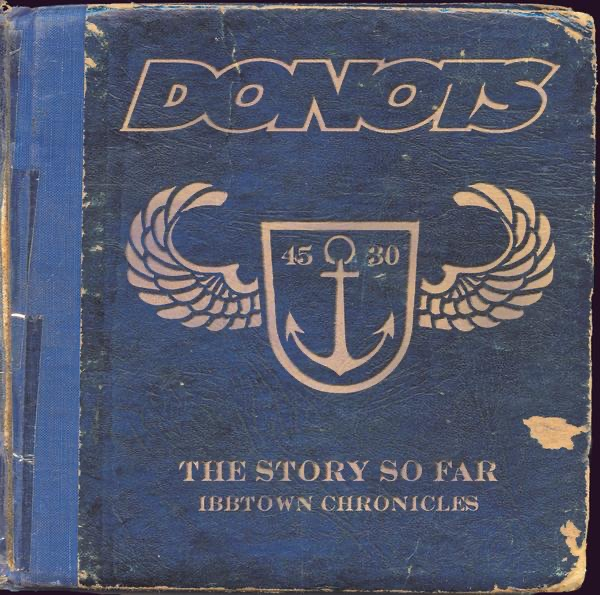 Donots mit Whatever Happened to the 80s