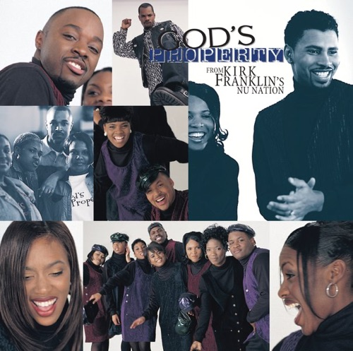 Gods Property & Kirk Franklin - Stomp