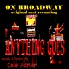 Anything Goes On Broadway, Cole Porter